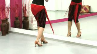 Salsa solo 1.lekce  - Martina Kockova - Centrum Tance