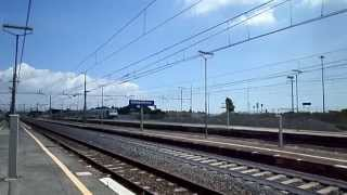 preview picture of video '01/08/2014: 95 minuti di transiti a Campoleone!'