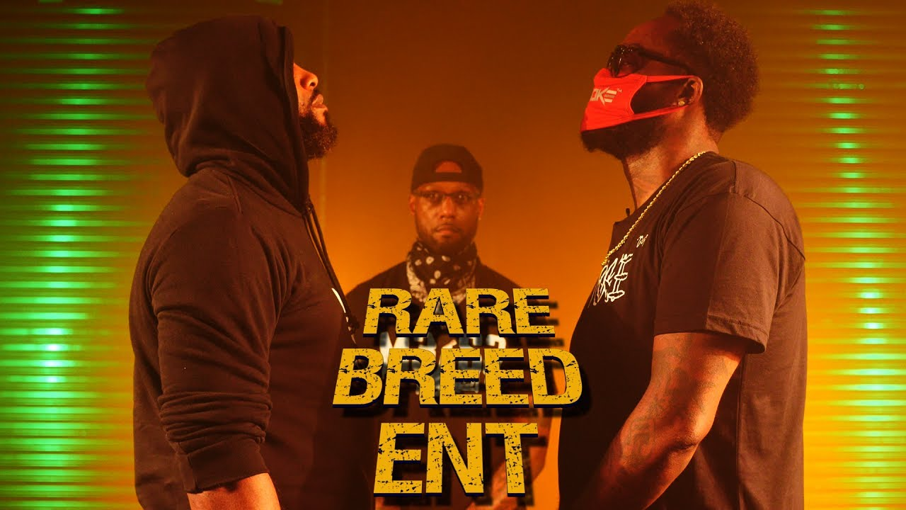 MATH HOFFA VS JAG & FULL MASK ON EVENT TRAILER – RBE