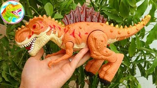 Funny dinosaurs and tree animals - kids toys H823B ToyTV