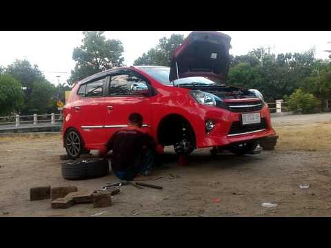 Video modifikasi mobil ceper keren