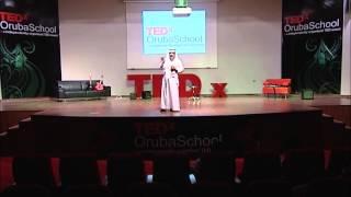 Two Women in Hinduisim: Najiub Al Zamil at TEDxOrubaSchool