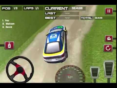 Vidéo Offroad Courses Auto Driver