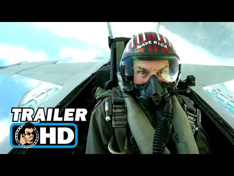 TOP GUN 2: MAVERICK Trailer #2 (2020) Tom Cruise Movie