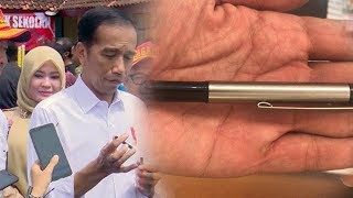 Inilah Merk dan Harga Pulpen Jokowi yang Dituding sebagai Alat Komunikasi di Debat Pilpres 2019