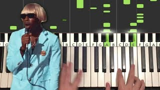 earthquake tyler the creator piano - Thủ thuật máy tính