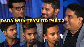 Dada on Rishab Pant Exclusive - Sourav Ganguly says talent like Pant, Prithvi, Iyer good for India