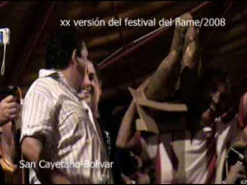 Festival del Ñame - En San Cayetano