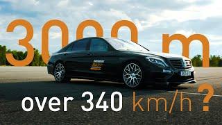 BRABUS ROCKET 900 | acceleration 0-3000 m