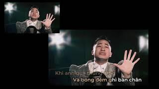 """Bài hát """" Ngày chưa giống bão """" có lời , lyric Tùng Dương hát"""