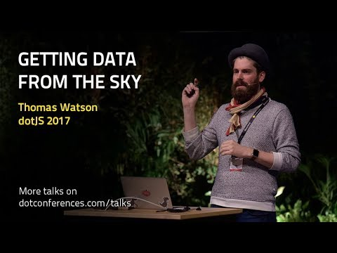 Getting Data From The Sky
