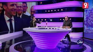 Dima Labes   محمود المسدي: أنا خباز الرئيس الفرنسي