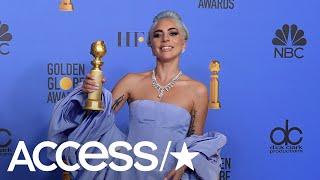 Begini Reaksi Lady Gaga saat Menang Best Original Song di 'Golden Globes 2019'!