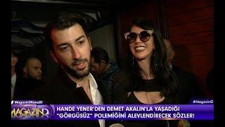Magazin D - Hande Yener'den Oğluna Dudak Uçuklatan Hediye!