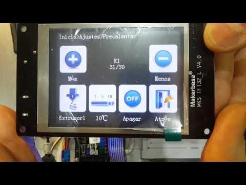 tronxy-x5sa-firmware-videos