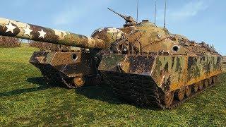 T95 - 11 Kills - 1 vs 5 - World of Tanks Gameplay