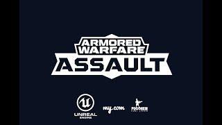 Armored Warfare: Assault  - Gameplay (ios, ipad) (RUS)