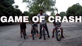 Before Curfew We Played Game Of Crash
