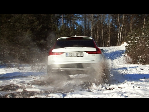 Volvo Volvo V90 Cross Country - Motors24.ee proovisõit [English subtitles] videosu