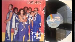 One Way -  My Lady (1981)