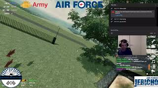 VelociDrone sim session || Air Force Drone Racing