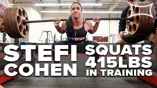 Learn To Deadlift From A 11x World Champion (Ft  Stefi Cohen) - Most