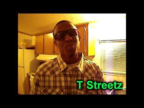 T Streetz Quick Interview KOB
