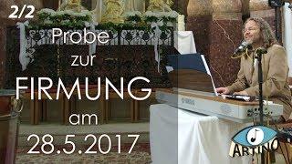 ARTINO Livemusik FIRMUNG (Biedermannsdorf 2v2) Erstkommunion Taufe Trauung Bestattung Seelenmesse
