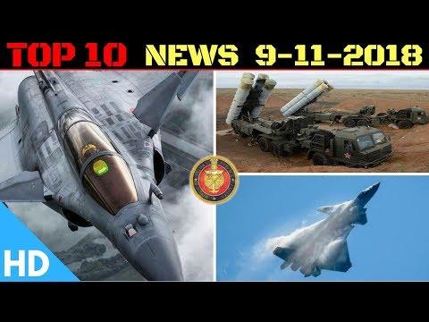 Indian Defence Updates : 1st Indian Rafale 1st Flight,5 S-400 Regiments by 2023,ISRO Technology Park