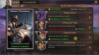 State of Survival - Capital Clash Event