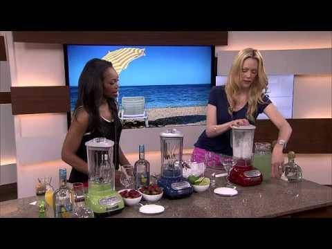 Video Blender cocktails