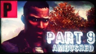 AMBUSHED! - The Walking Dead Playthrough: Part 9 (Season 1, Episode 2, PC Let's Play)