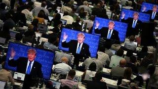 Trump vs. American media: is U.S. election coverage biased?