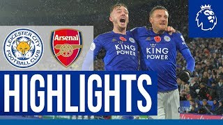 Flying Foxes Beat Arsenal | Leicester City 2 Arsenal 0