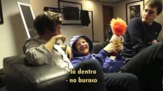 Ed Sheeran 2012 UK Tour Diary (Parte 1) - Legendado em Português