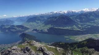 Mt. Pilatus - Switzerland - Drone Footage in 4K or HD