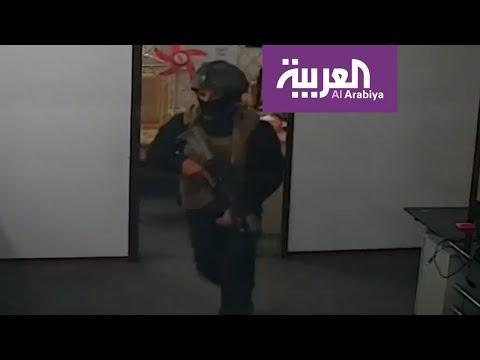 العرب اليوم - شاهد: فيديو يوثق لحظات اقتحام مكتب العربية والحدث في بغداد