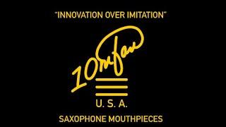 "DAVID MANN  on the 10MFAN ROBUSTO 7** hard rubber mouthpiece - ""JAZZ BLUES"""
