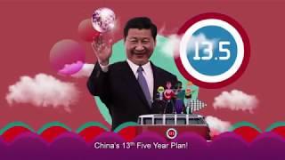 «Социально-экономическое развитие КНР за 70 лет» Лекция Р.С. Дзарасова и С.Н. Жилкибаева 24.10.2019