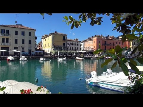 Peschiera del Garda - tourist attraction HD