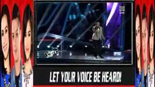 The Voice Kids PH Semi Finals July 19, 2014  ONE MOMENT IN TIME  performed by Darren 1