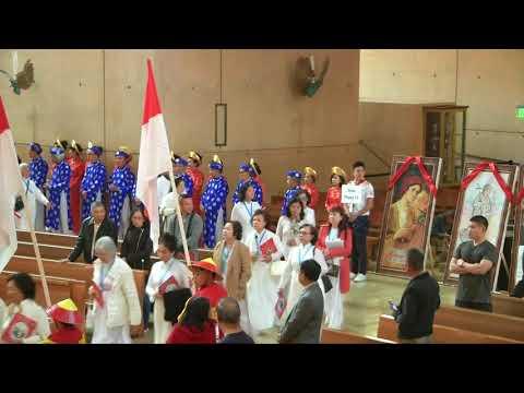 Trực Tuyến Thánh Lễ Mừng Các Thánh Tử Đạo Tại Việt Nam 2018