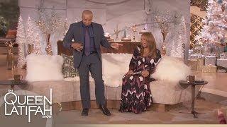 Donald Faison's Poison Dance on The Queen Latifah Show