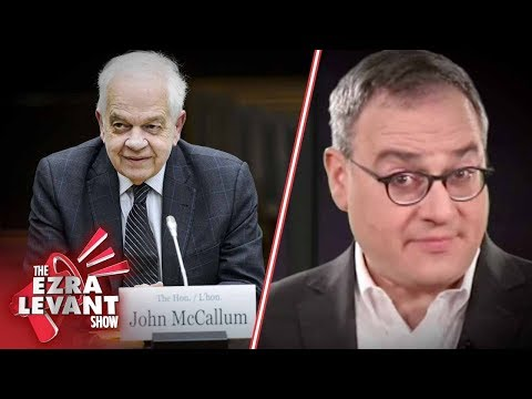 Ezra Levant: Trudeau's ambassador sides with China against Trump