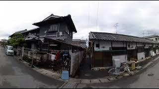奈良県桜井市大福・吉備