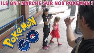 POKÉMON GO - Premiers pas: ils ont marché sur nos Pokémon ! - Studio Bubble Tea