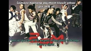 2PM - Angel {Sub Esp + Rom}