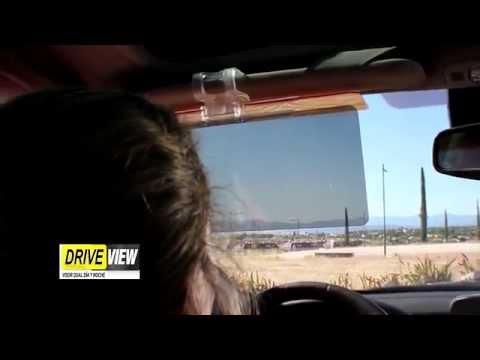Parasol día y noche Drive View de Angel Driver
