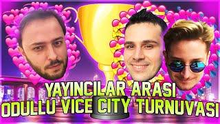 PARA ÖDÜLLÜ GTA Vice City TURNUVASI │TÜRKİYE'DE SPEEDRUN