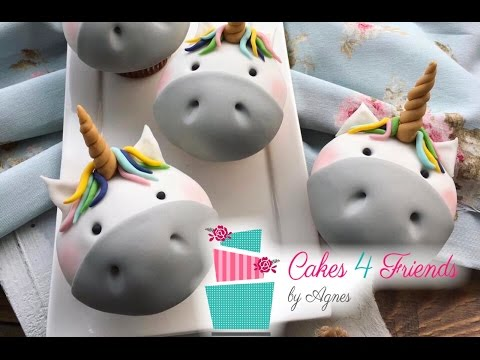 Agnes backt - Cupcake Unicorn Muffin Einhorn Mädchen
